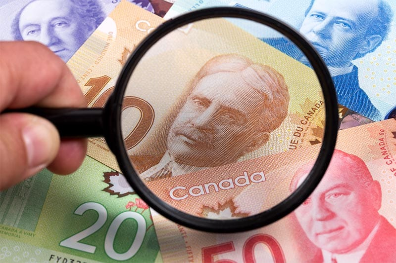 Personal money management tips in Canada
